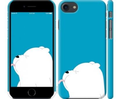 Чехол Мишка 1 для iPhone 8 (4.7)