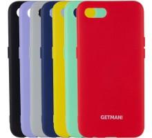 "Чехол Silicone Case GETMAN for Magnet для Apple iPhone 7 / 8 / SE (2020) (4.7"")"