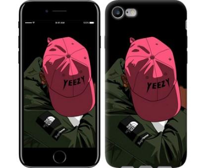 Чехол logo de yeezy для iPhone 8 (4.7)