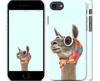 Чехол Модная лама для iPhone 8 (4.7)