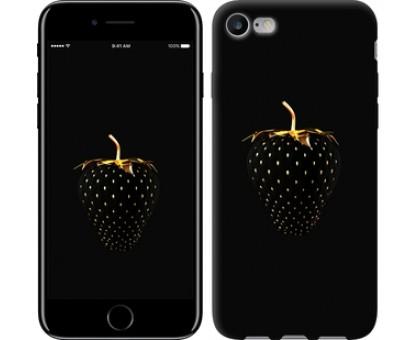 Чехол Черная клубника для iPhone 8 (4.7)