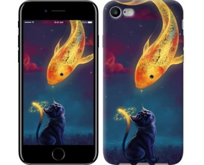 Чехол Кошкин сон для iPhone 8 (4.7)