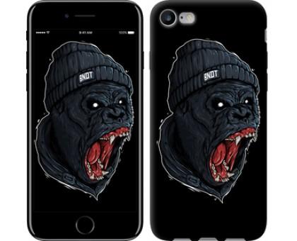 Чехол Обезьяна в ярости для iPhone 8 (4.7)