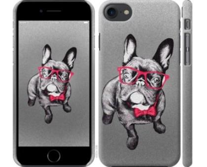 Чехол Умный бульдог для iPhone 8 (4.7)
