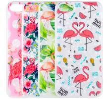"Накладка Glue Case Фламинго для Apple iPhone 7 / 8 (4.7"")"