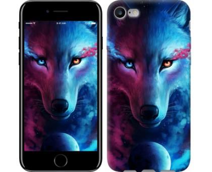 Чехол Арт-волк для iPhone 8 (4.7)