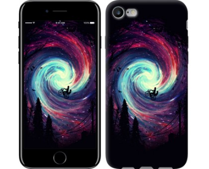 Чехол Навстречу приключениям для iPhone 8 (4.7)