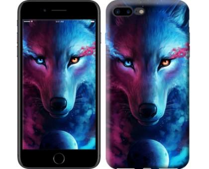 Чехол Арт-волк для iPhone 8 Plus