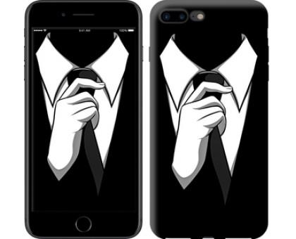 Чехол Галстук для iPhone 8 Plus