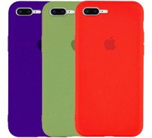 "Чехол Silicone Case Slim Full Protective для Apple iPhone 7 plus / 8 plus (5.5"")"