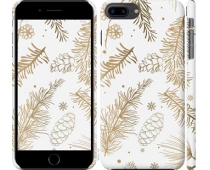 Чехол Зимний для iPhone 8 Plus