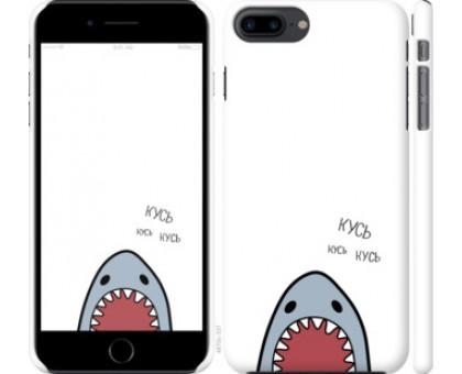 Чехол Акула для iPhone 8 Plus