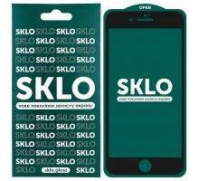 "Защитное стекло SKLO 5D (full glue) для Apple iPhone 7 plus / 8 plus (5.5"")"