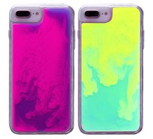 "Неоновый чехол Neon Sand glow in the dark для Apple iPhone 7 plus / 8 plus (5.5"")"