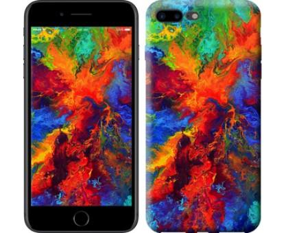 Чехол Акварель на холсте для iPhone 8 Plus