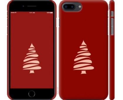Чехол Новогодний 15 для iPhone 8 Plus