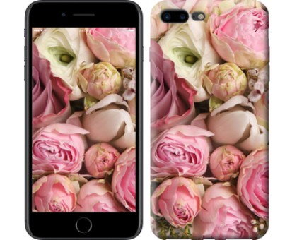 Чехол Розы v2 для iPhone 8 Plus