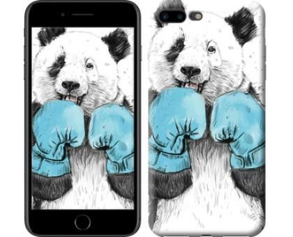 Чехол Панда-боксер для iPhone 8 Plus