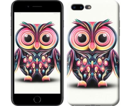 Чехол Сова v3 для iPhone 8 Plus