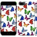 Чехол Красочные мотыльки для iPhone 8 Plus