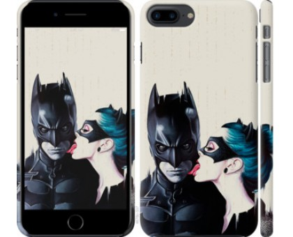 Чехол Бэтмен для iPhone 8 Plus