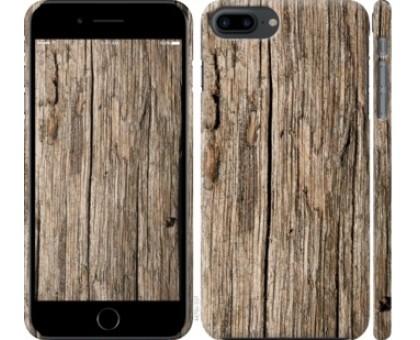 Чехол Текстура дерева для iPhone 8 Plus