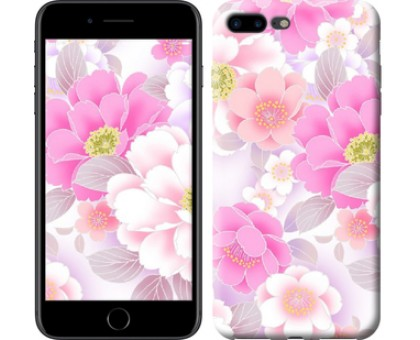 Чехол Цвет яблони для iPhone 8 Plus
