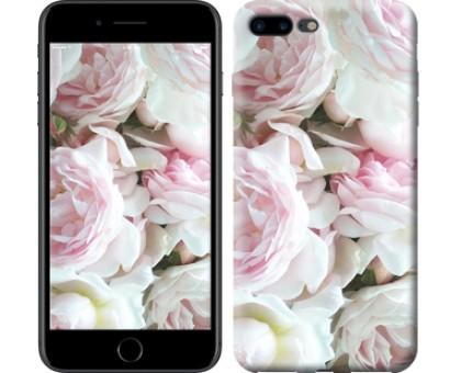 Чехол Пионы v2 для iPhone 8 Plus