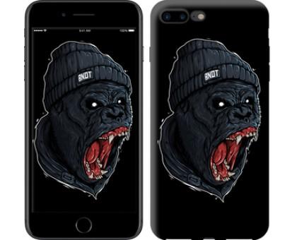 Чехол Обезьяна в ярости для iPhone 8 Plus
