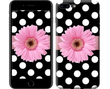 Чехол Горошек 2 для iPhone 8 Plus