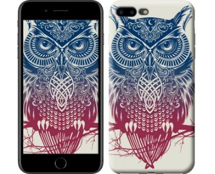Чехол Сова 2 для iPhone 8 Plus