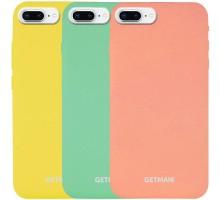 "Чехол Silicone Case GETMAN for Magnet для Apple iPhone 7 plus / 8 plus (5.5"")"