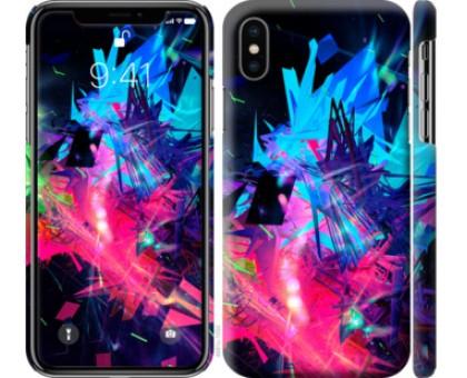 Чехол Абстрактный чехол для iPhone X (5.8)