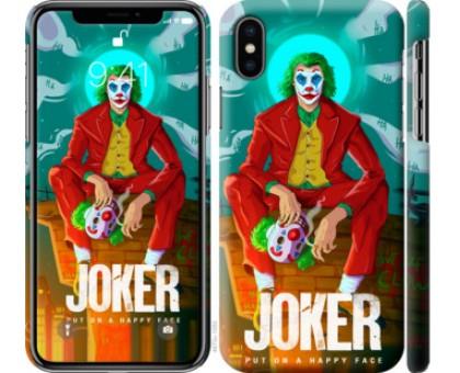 Чехол Джокер1 для iPhone X (5.8)