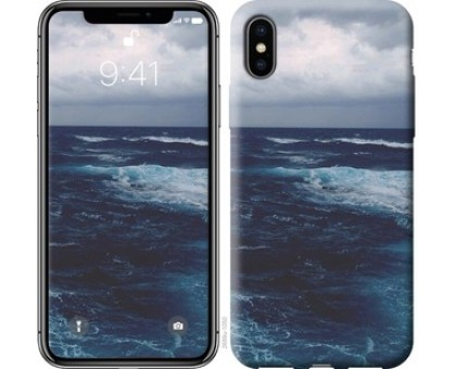 Чехол Океан для iPhone X (5.8)