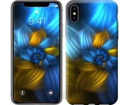 Чехол Узор 46 для iPhone X (5.8)