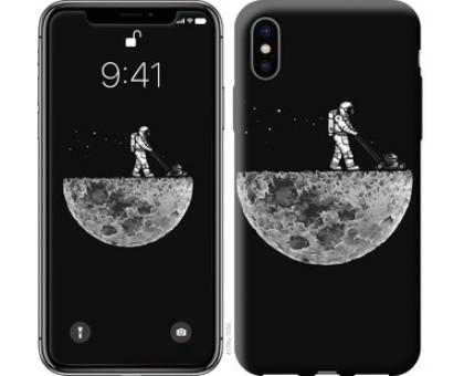 Чехол Moon in dark для iPhone X (5.8)
