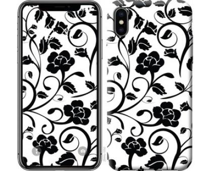 Чехол Узор 75 для iPhone X (5.8)