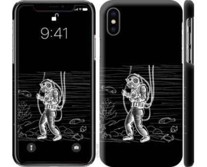 Чехол Дайвер для iPhone X (5.8)