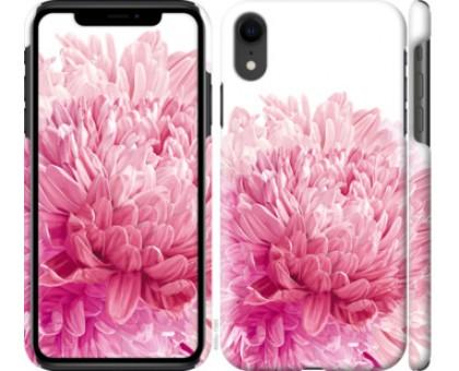 Чехол Хризантема для iPhone XR