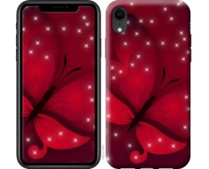 Чехол Лунная бабочка для iPhone XR