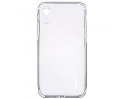 TPU чехол GETMAN Clear 1,0 mm для Apple iPhone XR (6.1)