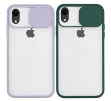 """Чехол Camshield mate TPU со шторкой для камеры для Apple iPhone XR (6.1"""")"""