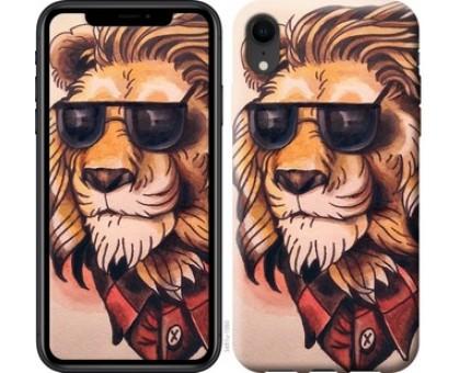 Чехол Lion 2 для iPhone XR