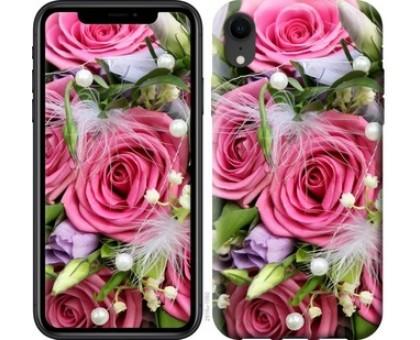 Чехол Нежность для iPhone XR