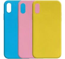 """Силиконовый чехол Candy для Apple iPhone XR (6.1"""")"""