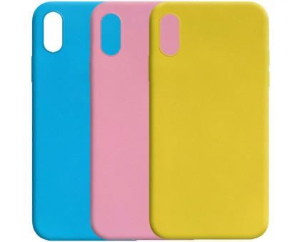 Силиконовый чехол Candy для Apple iPhone XR (6.1)