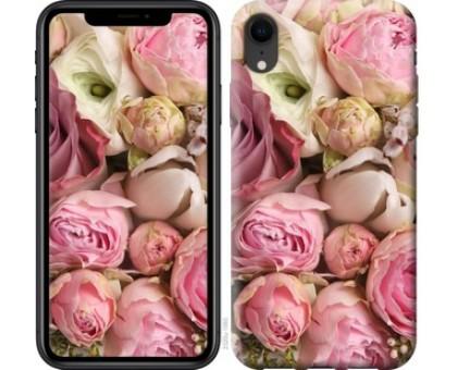 Чехол Розы v2 для iPhone XR