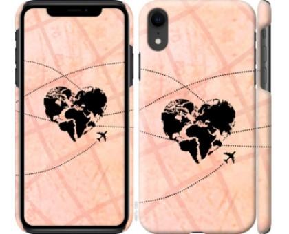 Чехол Путешествуй для iPhone XR