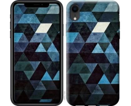 Чехол Треугольники для iPhone XR